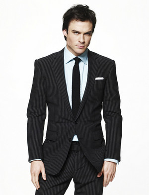 Ian on gc magazine photoshoot