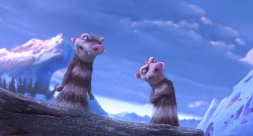 Ice Age: Crash & Eddie images Ice Age 5 wallpaper and ...