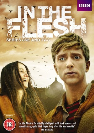 In The Flesh Season 1 and 2 DVD