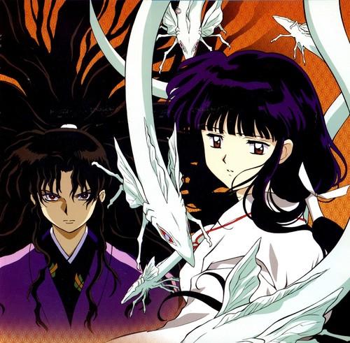 Inuyasha Jakotsu And Naraku
