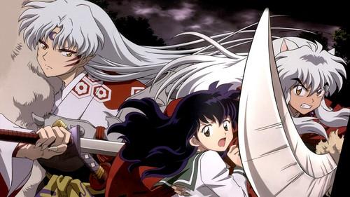 Inuyasha wallpaper containing anime titled InuYasha