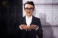 Isaac Hempstead-Wright - game-of-thrones photo