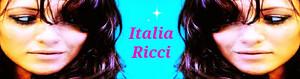 Italia Ricci - Profil Banner