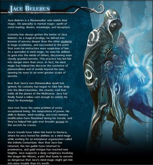 Jace Beleren Bio