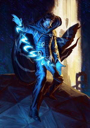 Jace Beleren Blue