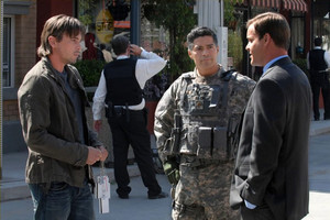 Jake and Major Beck