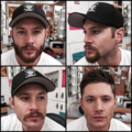 Jensen Ackles beard transformation - jensen-ackles photo