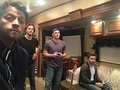 Jensen, Jared, Misha and Rob - jensen-ackles photo