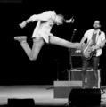 Jensen jump             - jensen-ackles photo
