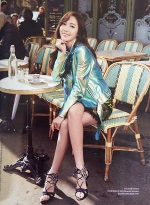 Jessica Jung for ''CeCi China''
