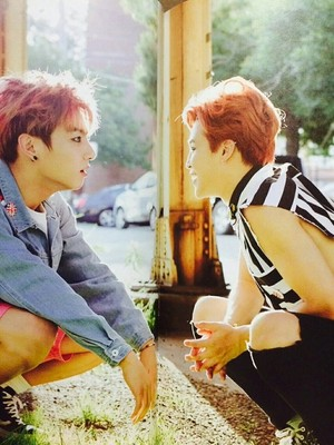 JiKook ♥ Dreaming Days