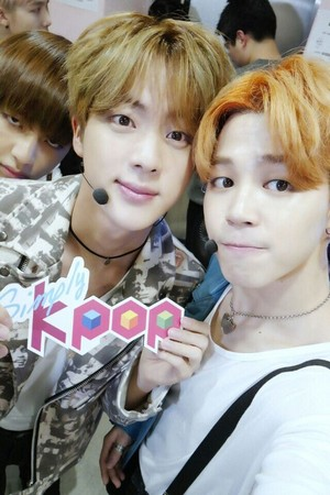 Jin and Jimin (feat Creeper V and SOON)