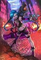 Jinx  - league-of-legends fan art