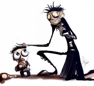 Johnny and Squee