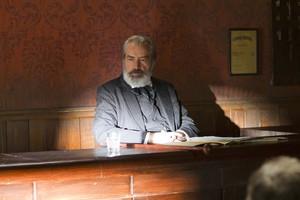 Judge Valentine 'Wall' Hatfield