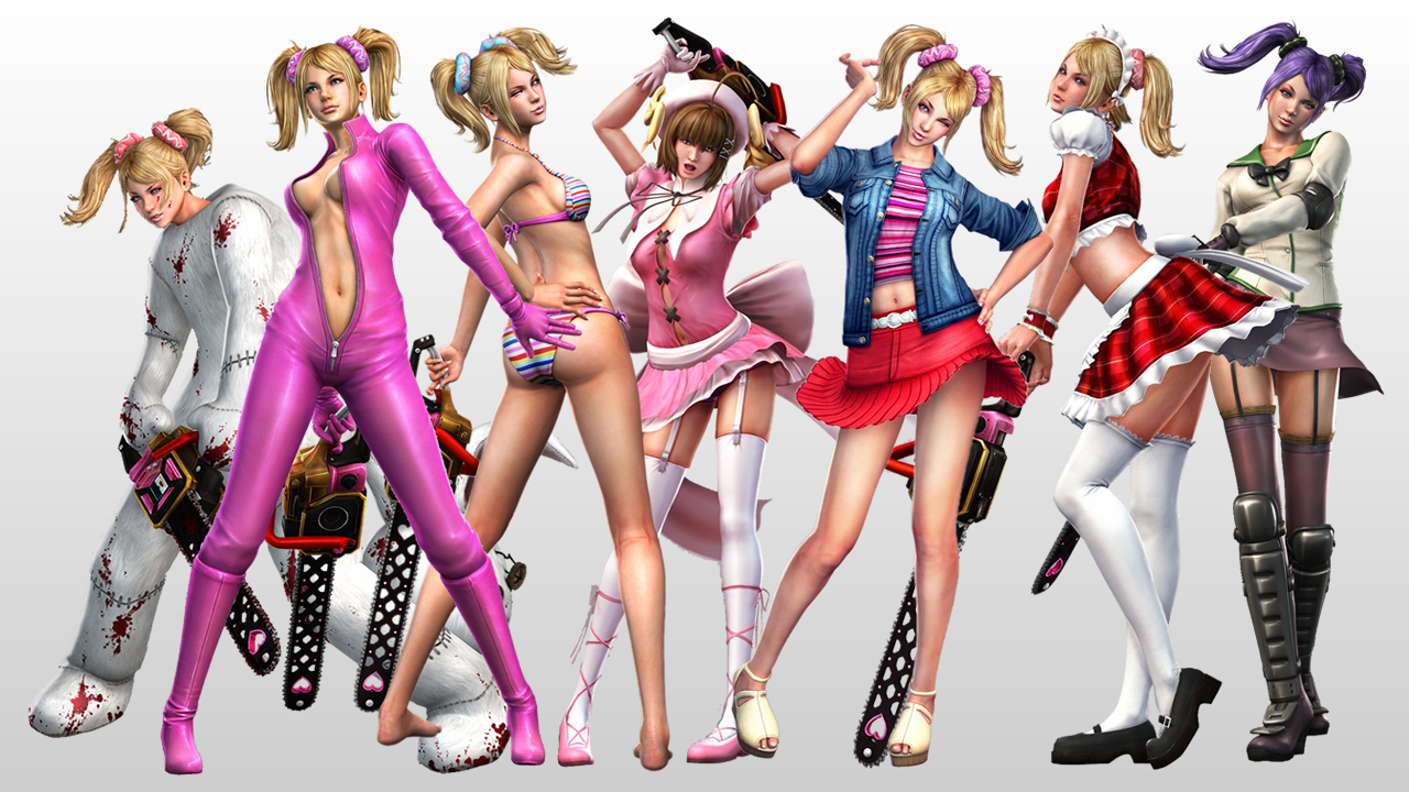 Lollipop Chainsaw Images Juliet Starling Alternate Costumes Hd