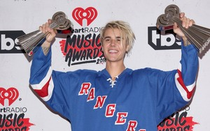 Justin Bieber ,iHeartRadio Musica Awards , 2016