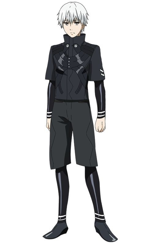 Ken Kaneki ( Ghoul Outfit )