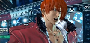 King of Fighter IV | Iori Yagami