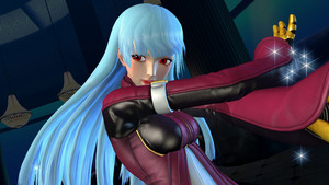 King of Fighter IV | Kula Diamond