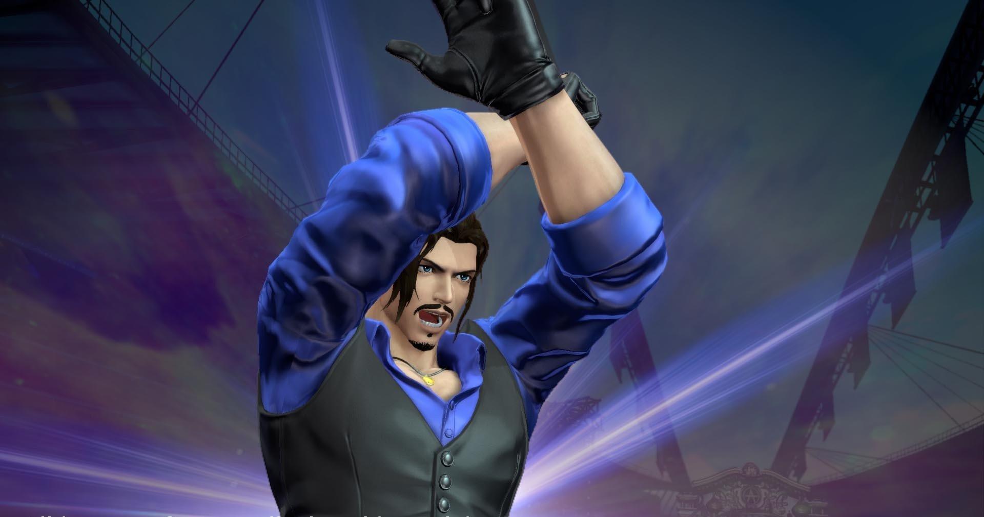 King of Fighter IV | Robert Garcia