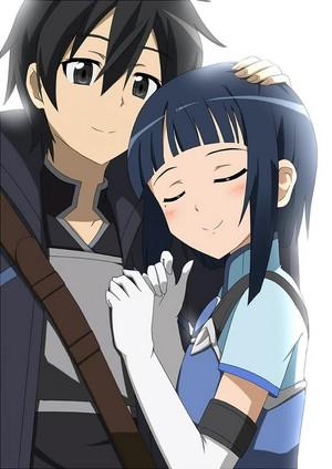 Kirito x Sachi