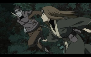 Kisame and Miru
