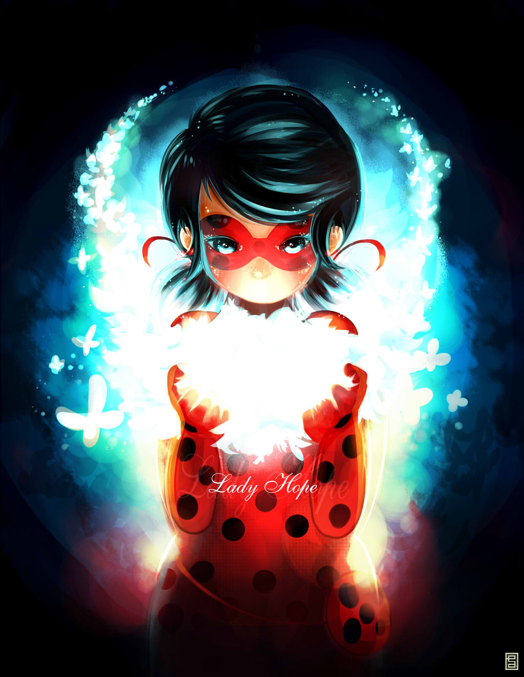how to make ladybugs miraculous