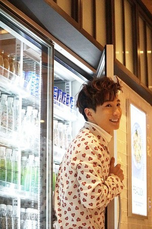 Leeteuk for ''The Celebrity''