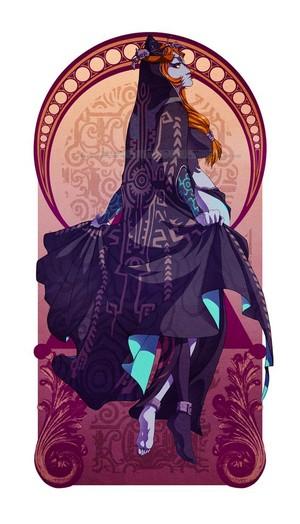Legend of Zelda Midna door messa on deviantART