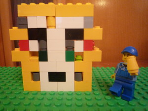 Lego of Stampy