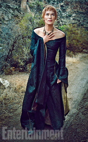 Lena Headey as Cersei Lannister Entertainment Weekly Portrait