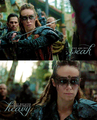 Lexa  - clarke-and-lexa fan art