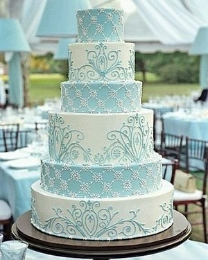 Wedding Cakes images Light blue wedding cake wallpaper and ...