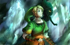 Link and the Twilight Princess