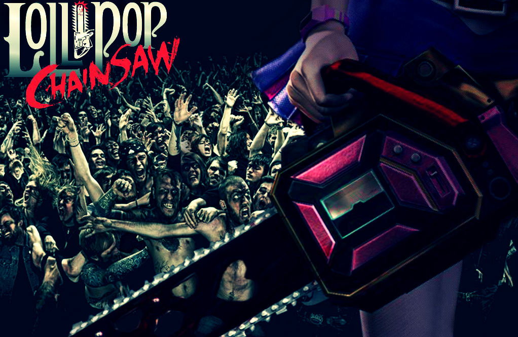 Lollipop Chainsaw Images Lollipop Chainsaw Hd Wallpaper And