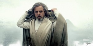 Luke Skywalker in The Force Awakens da Brian rood