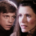 "Luke and Leia - ""Return of the Jedi"" - star-wars icon"