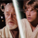 "Luke and Obi-Wan - ""A New Hope"" - star-wars icon"