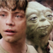 "Luke and Yoda - ""The Empire Strikes Back"" - star-wars icon"