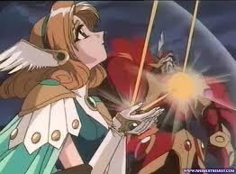 Magic Knight Rayearth Fuu