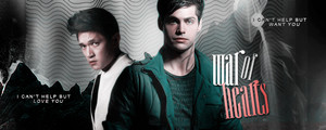 Magnus/Alec Banner - War Of Hearts