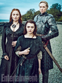 Maisie Williams as Arya Stark Entertainment Weekly Portrait