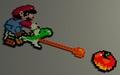 super-mario-bros - Mario and Yoshi wallpaper