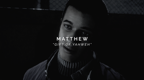 Until Dawn images Matthew - Name Meaning wallpaper and ...