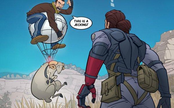 Metal Gear Solid Crossover