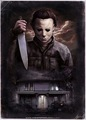 Michael Myers - horror-movies fan art