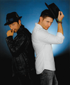 Misha Collins and Jensen Ackles - hottest-actors photo