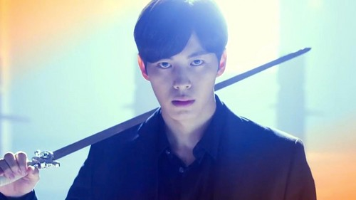 Korean Dramas پیپر وال entitled Moorim School: Saga of the Brave