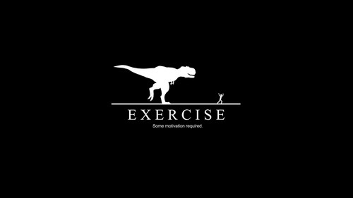 Dinosaurs wallpaper possibly with a sign entitled Motivational Wallpaper